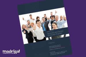 Madrigal Communications—case study—professional services tender
