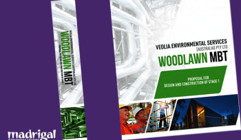 Madrigal Communications assisted a tier two commercial builder to win a large construction tender with Veolia.