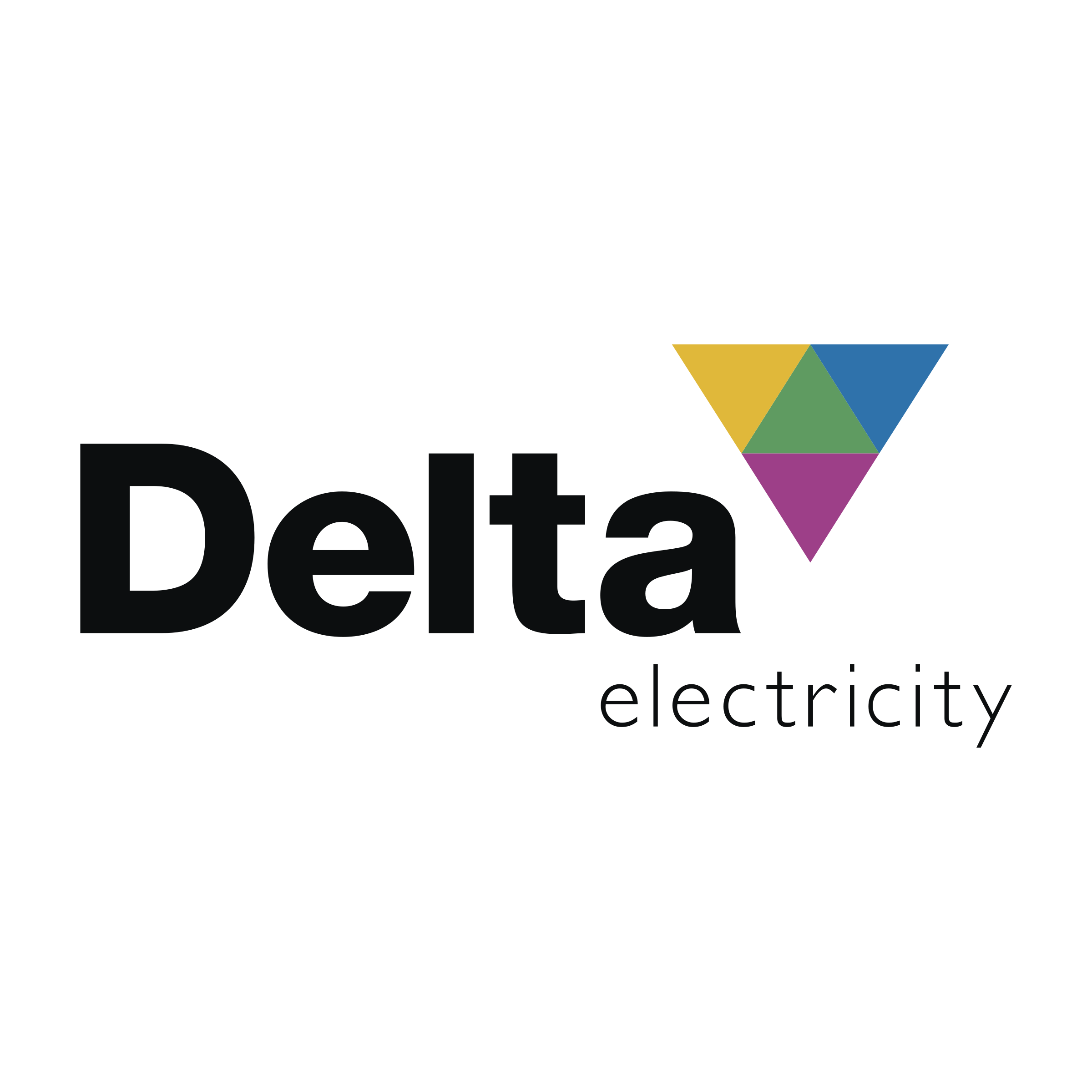 Delta Electricity Logo—Madrigal Client